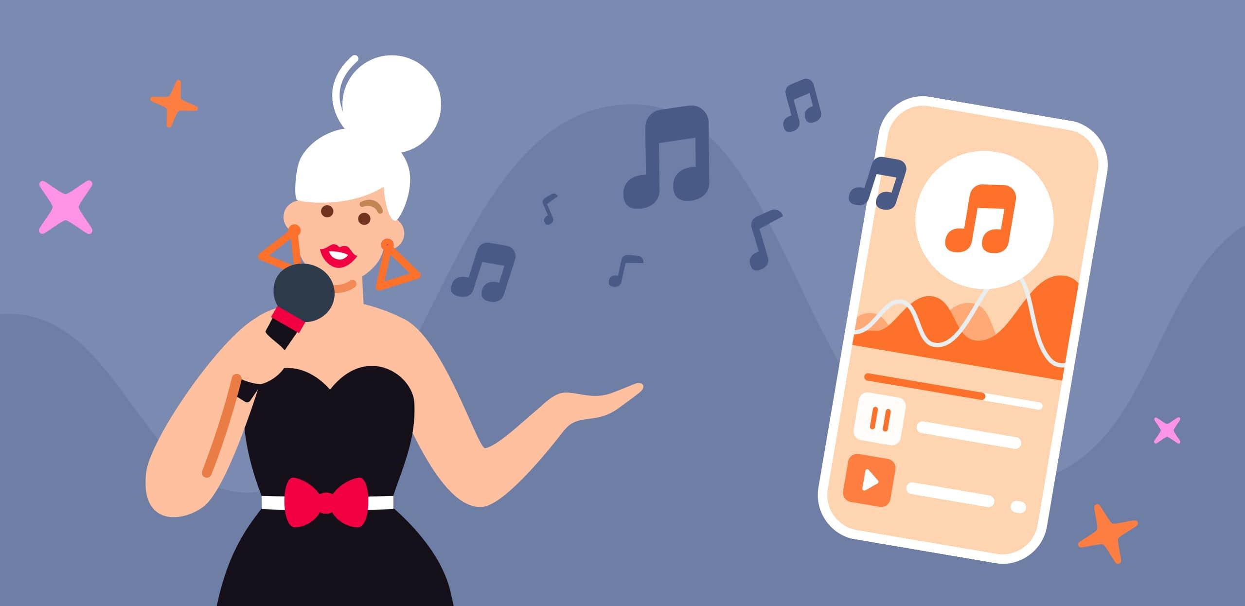 ОК научились «шазамить»: приложение на iOS 15 определит, что за трек играет рядом